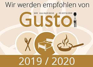 Gusto Empfehlungsbanner 2019-2020 groß